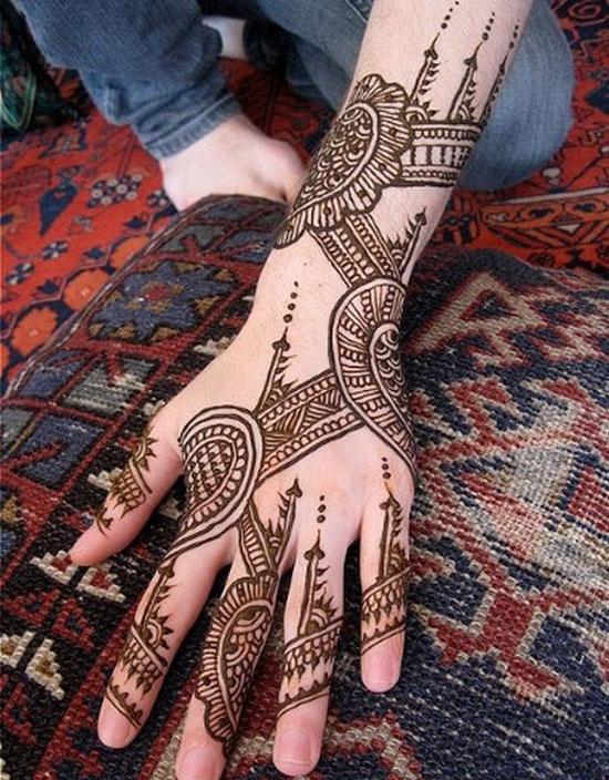 New Henna Tattoo Allergy Treatment Tattoo