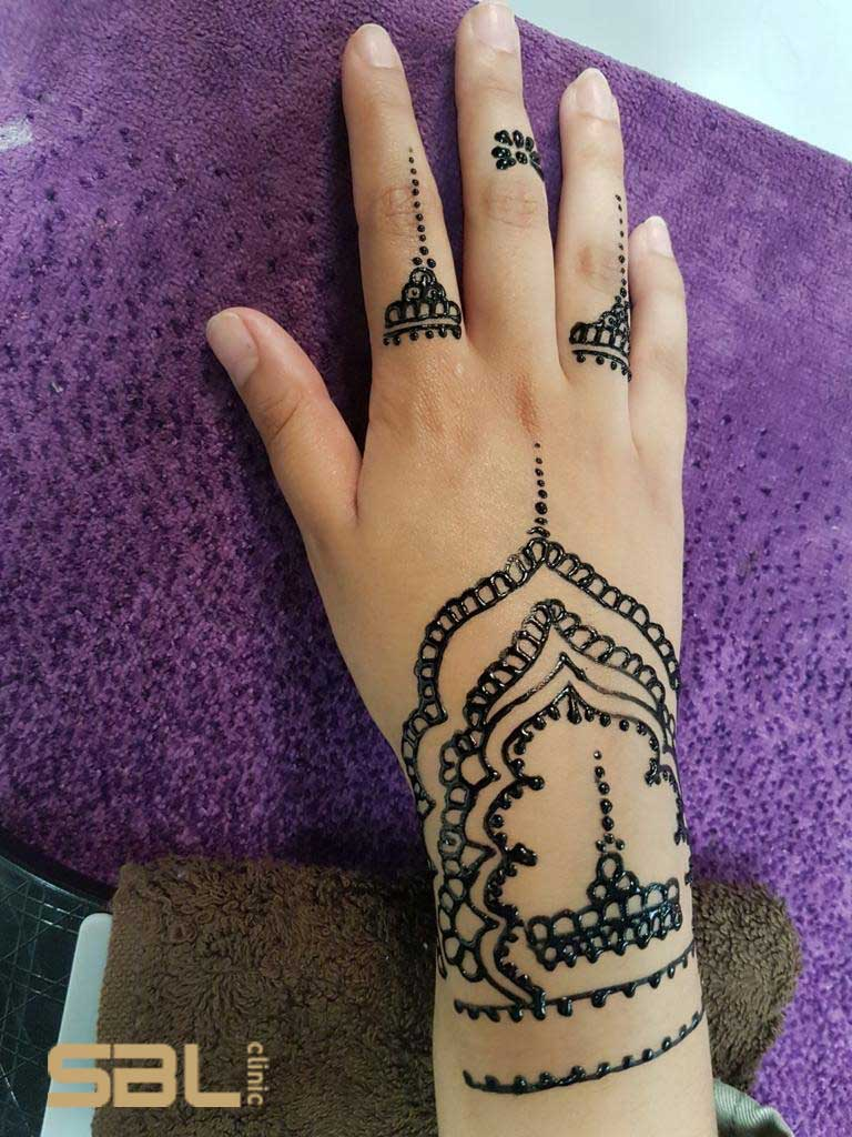 Henna Tattoos in London by Slim Bodyline Clinic
